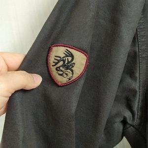 Legendary Whitetails Jackets & Coats - Legendary Whitetails mens flanned-lined jacket